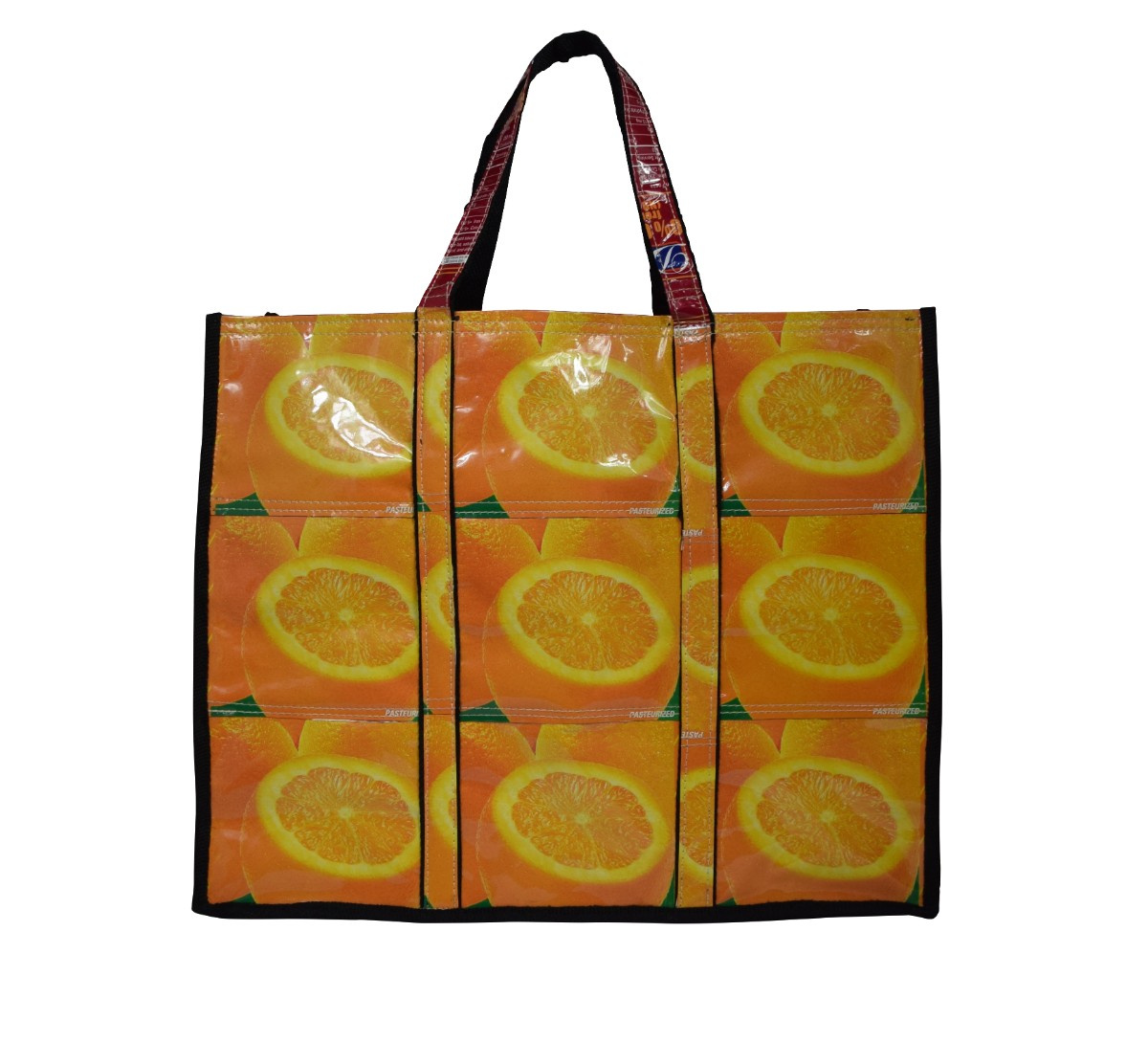 ジュースバッグ オレンジ