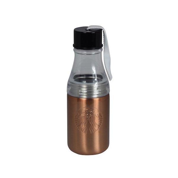 Starbucks スターバックス ステンレスサニーボトル ブロンズ 銅 海外限定品 レア商品 タンブラー マグカップ 女神