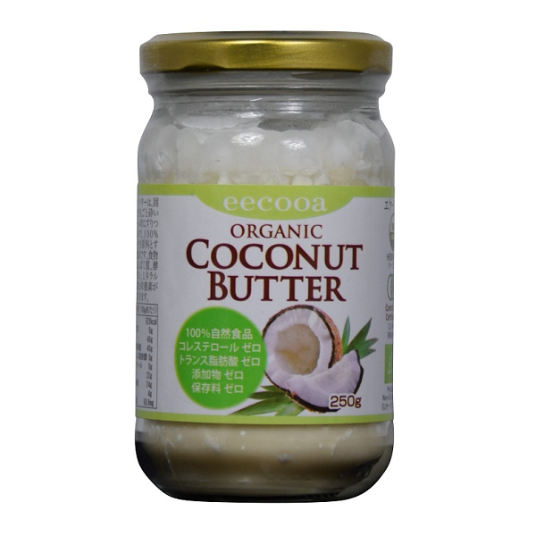 エクーア ココナッツバター